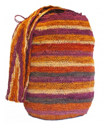 Multicolor Stripes Kankuamo Bag