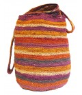 Multicolor Stripe Patterns Kankuamo Bag