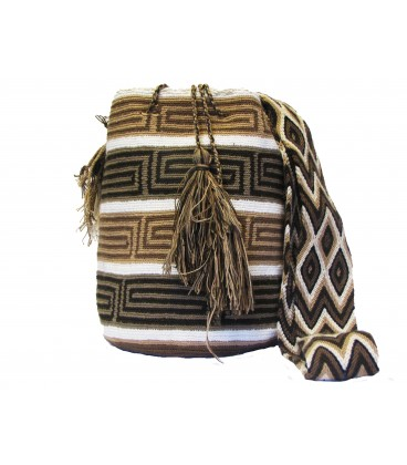 Earth Colors Wayuu Wholesale Bags