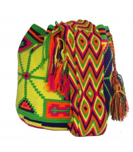 Tribal Wayuu Pattern Bags
