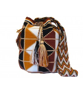 Barichara Wayuu Patterns Wholesale Bags