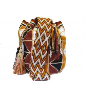 Pastel Colors Wayuu Pattern Wholesale Bags