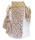 Caqui Patterns Cotton Wayuu Shoulderbag