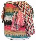 Guayaba Patterns Cotton Shoulderbag