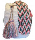 Caqui Wayuu Cotton Shoulderbag
