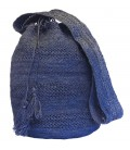 Indigo Blue Kankuamo Bag