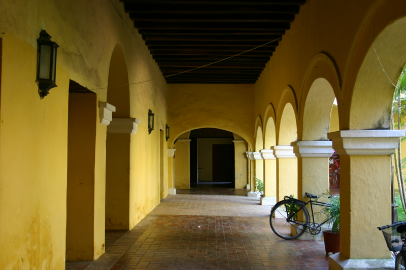 Old Colonial House in Mompox-Image Taken By EstrellitaSpirit