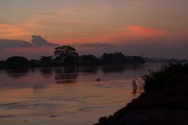 Magdalena River in Mompox-Image Taken By Hector Borelly