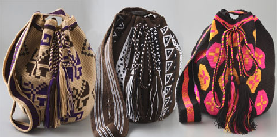 Wayuu Bags Clear Pictures