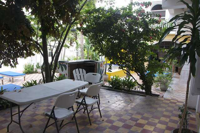 Cartagena Hostel-Image taken by Tim Whitlow