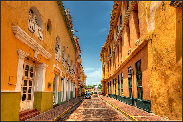 Cartagena- Taken By Pedro Szekely