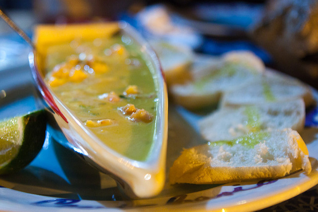 Shrimp Ceviche-Image Taken By Jude Cabal