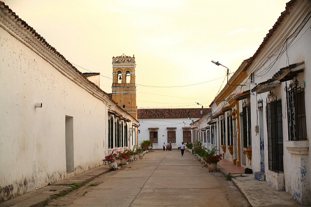 Image taken by Cycle for Water-Mompox Colonial Architecture