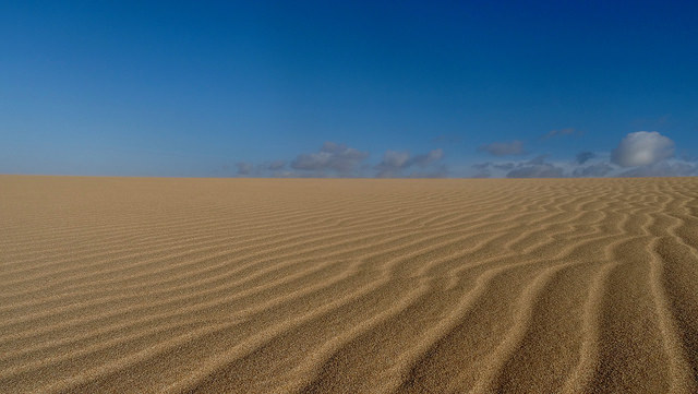 La Guajira Sand Dunes-Image Taken By https://www.flickr.com/photos/brijsman/35025947233/