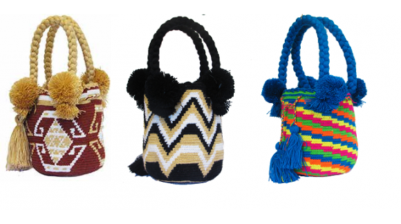 Mini Tote Wayuu Bags: ¿What We Really Love About Them?